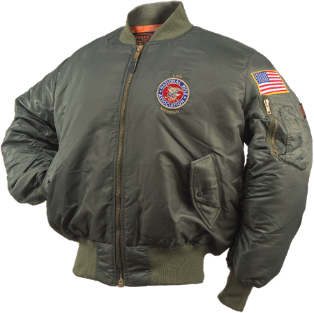 NRA MA-1 Flight Jacket