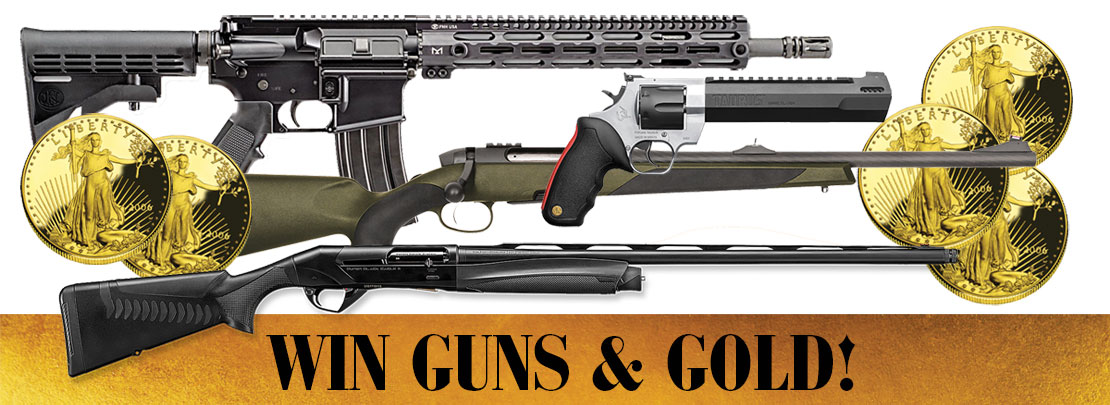 National association for gun rights giveaway sweepstakes