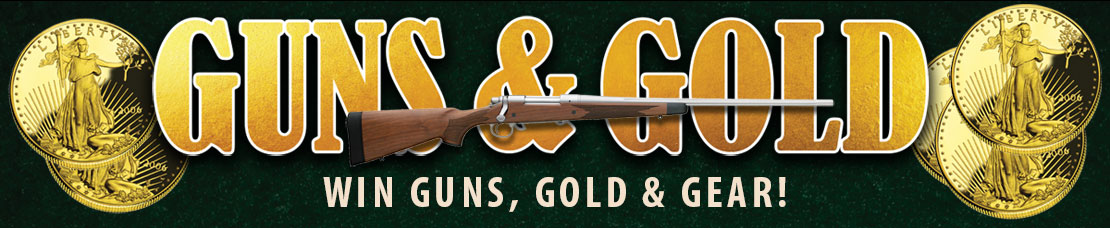 NRA Guns & Gold Sweepstakes | NRA